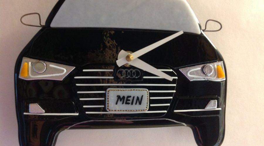 Audi S4 Wall Clock